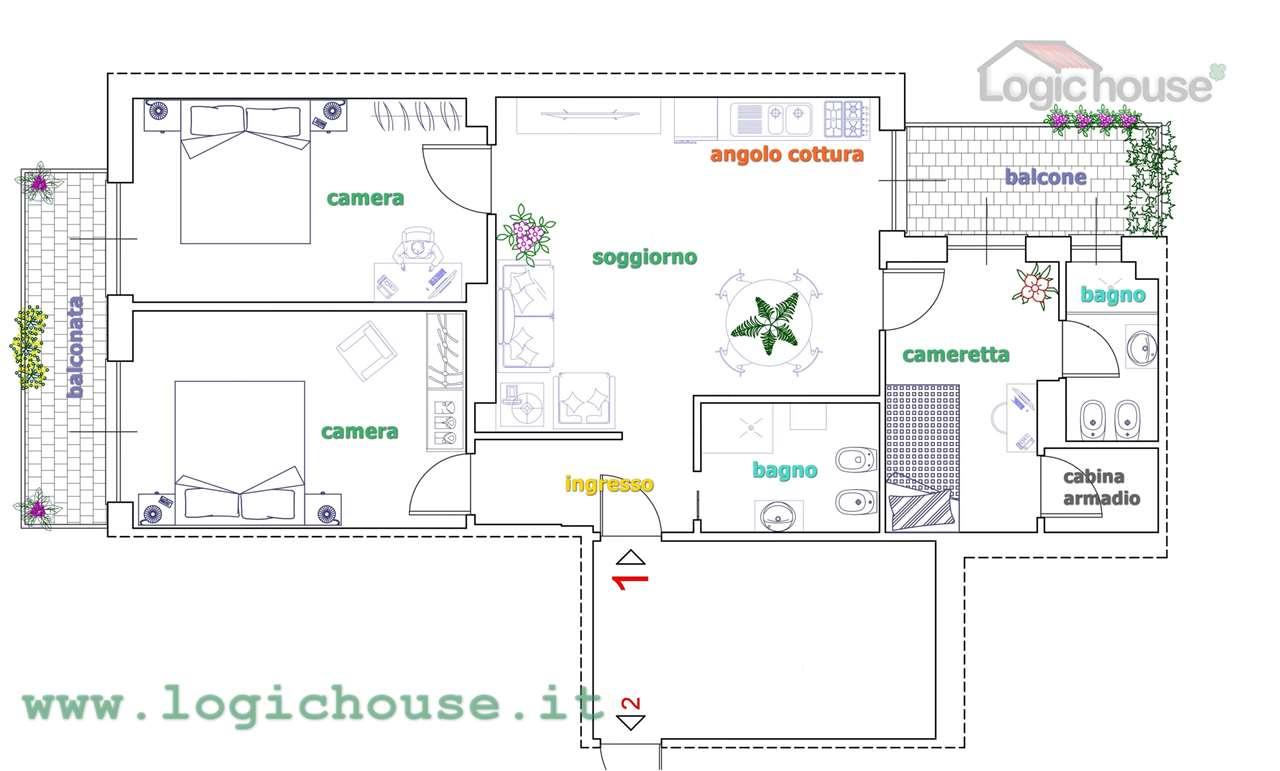 4 O Più Locali Savona Immobiliare Logichouse