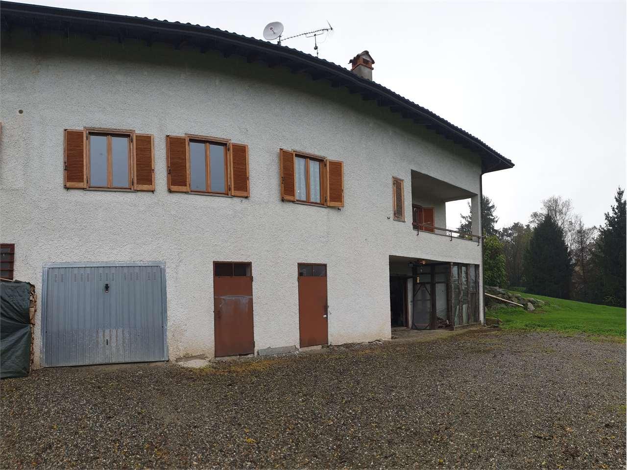 Vendita Porzione di casa Casa/Villa Agrate Conturbia via vittoria 3 188391