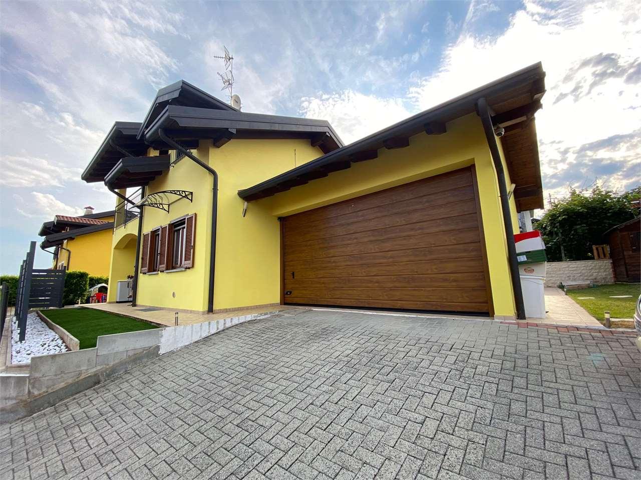 Vendita Villa unifamiliare Casa/Villa Agrate Conturbia Via Monte Rosa  3 B 278494