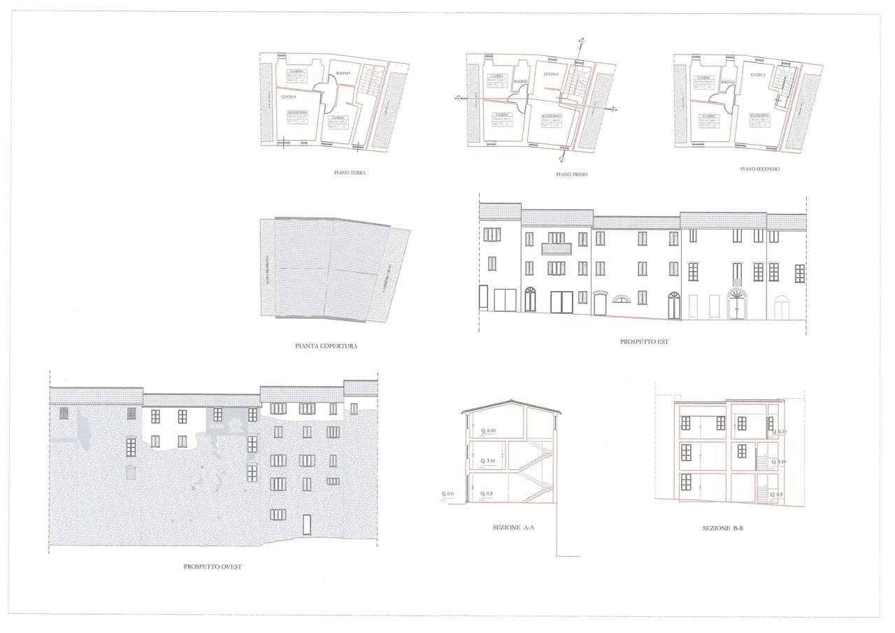 Appartamento in vendita a Torgiano, 9999 locali, zona Zona: Brufa, prezzo € 80.000 | CambioCasa.it