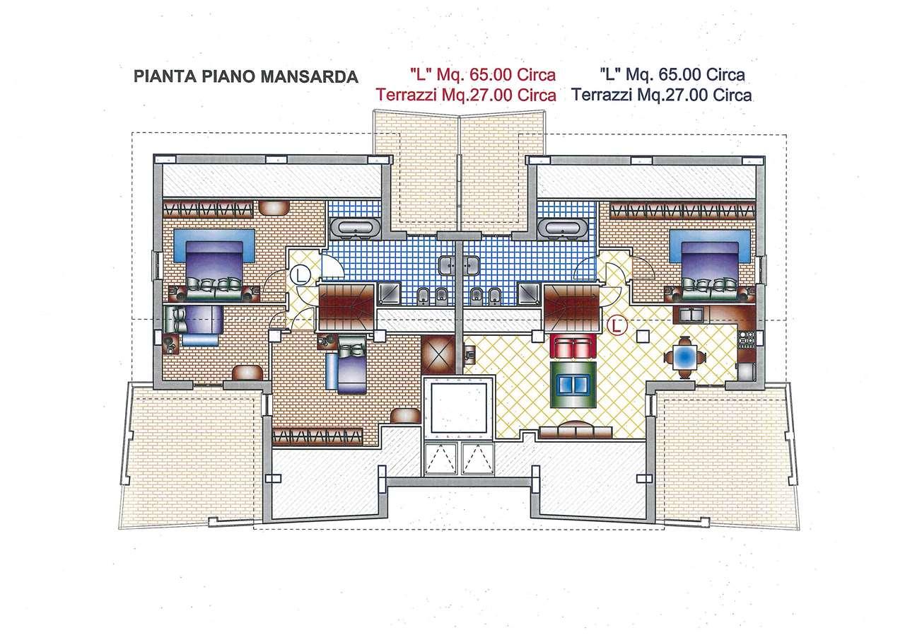 Appartamento Perugia NC014 PG PontePietra