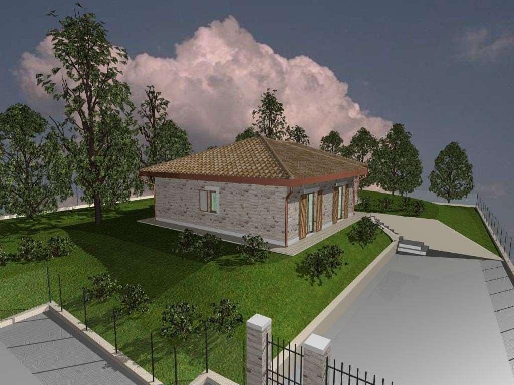 Villa singola Perugia V001106