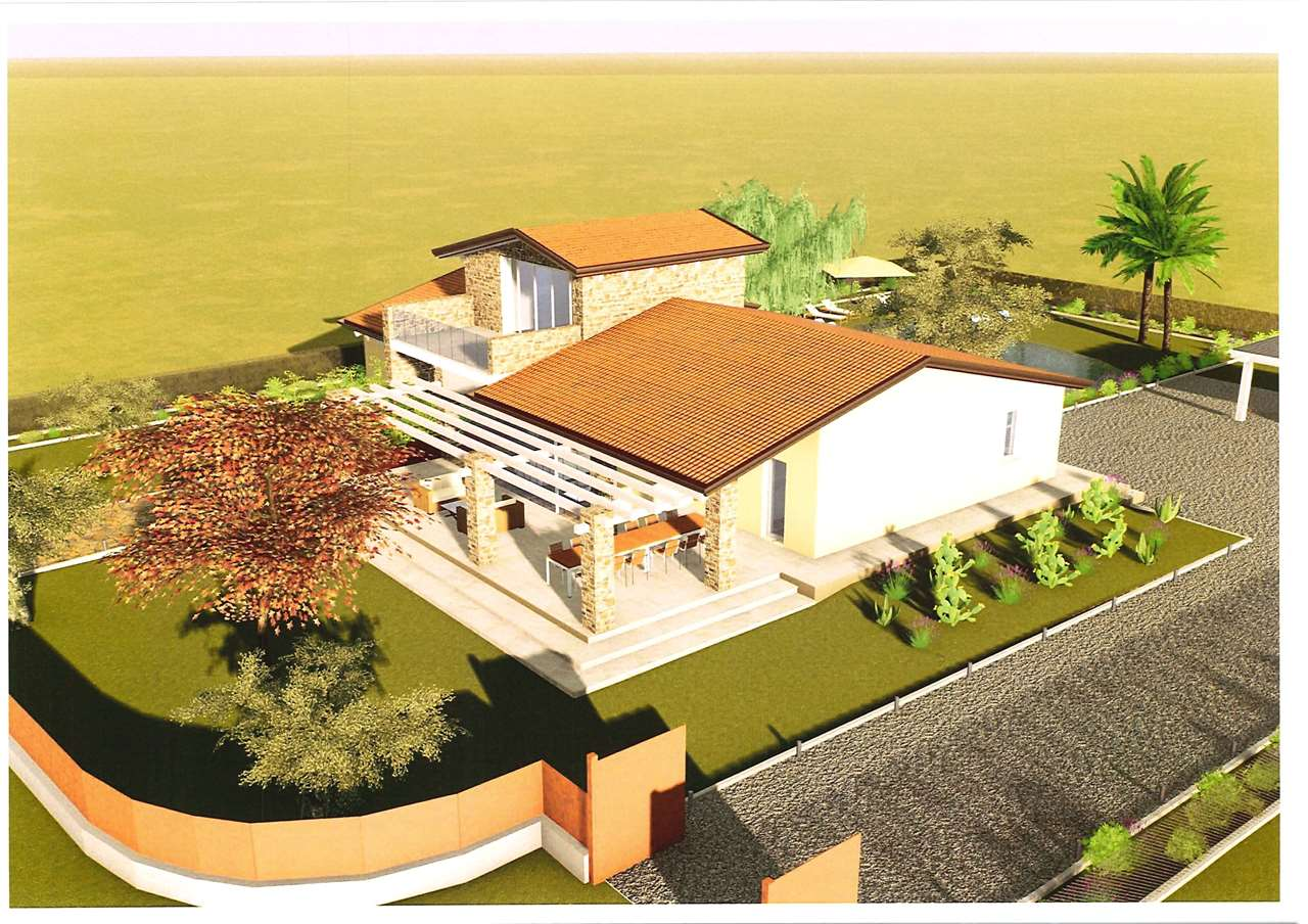 Villa singola Perugia V001334