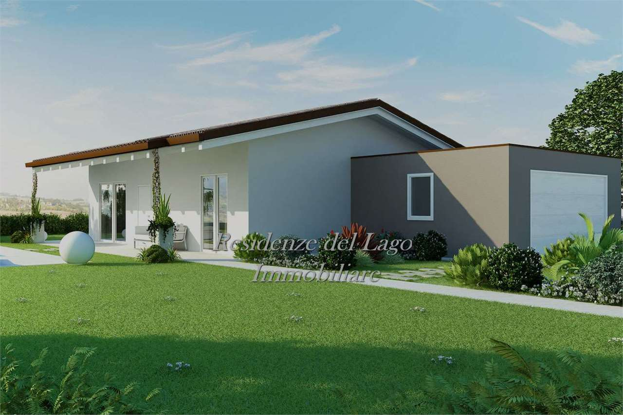 Villa in vendita a Castelnuovo del Garda, 5 locali, prezzo € 469.000   CambioCasa.it
