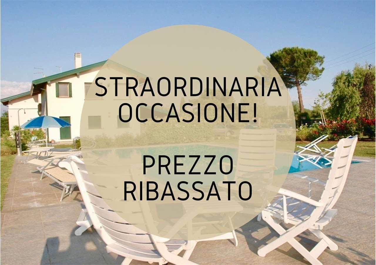 Villa in vendita a Precenicco, 15 locali, zona Zona: Titiano, Trattative riservate | CambioCasa.it