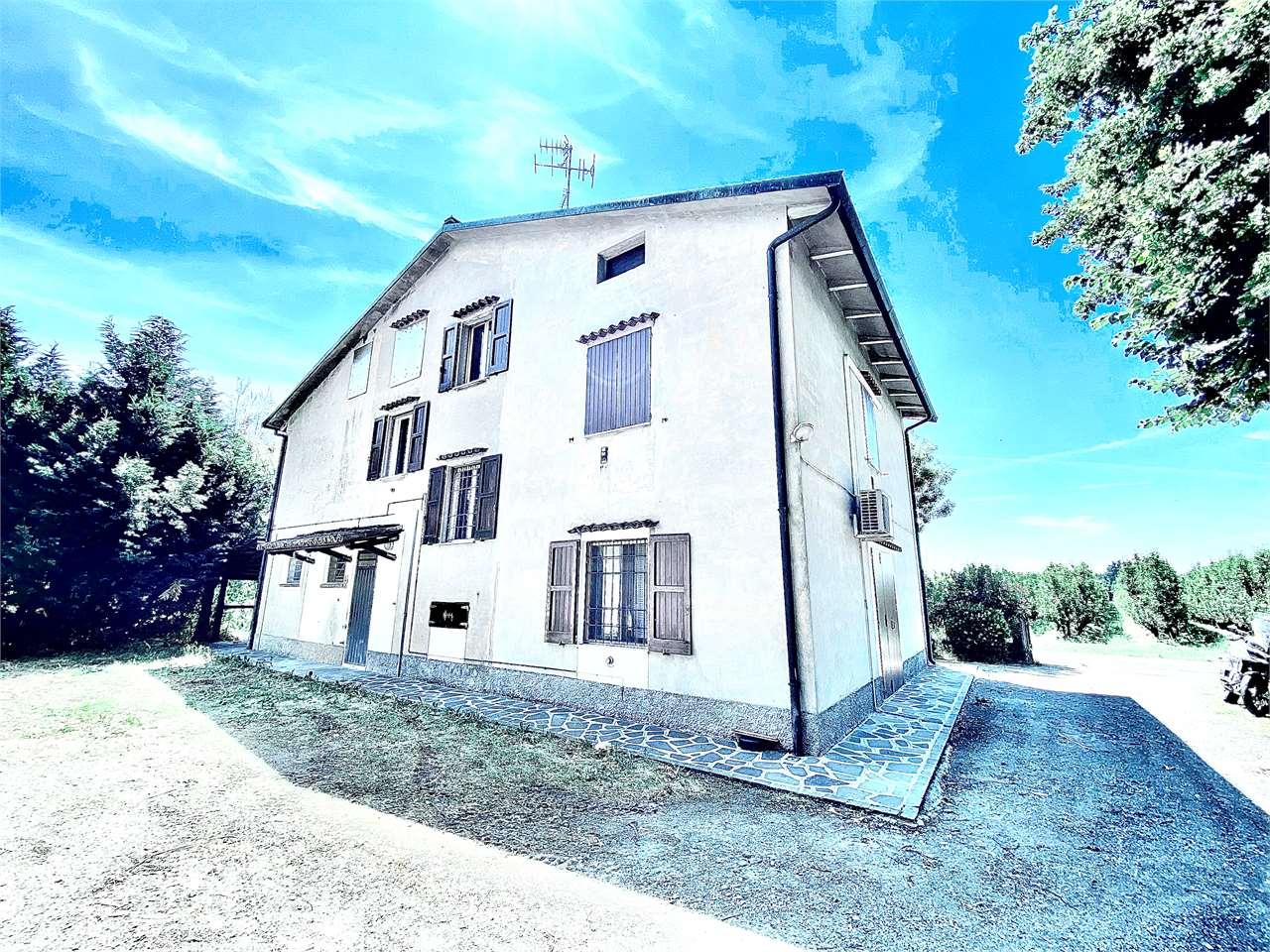 Soluzione Indipendente in vendita a Campogalliano, 10 locali, prezzo € 390.000   CambioCasa.it