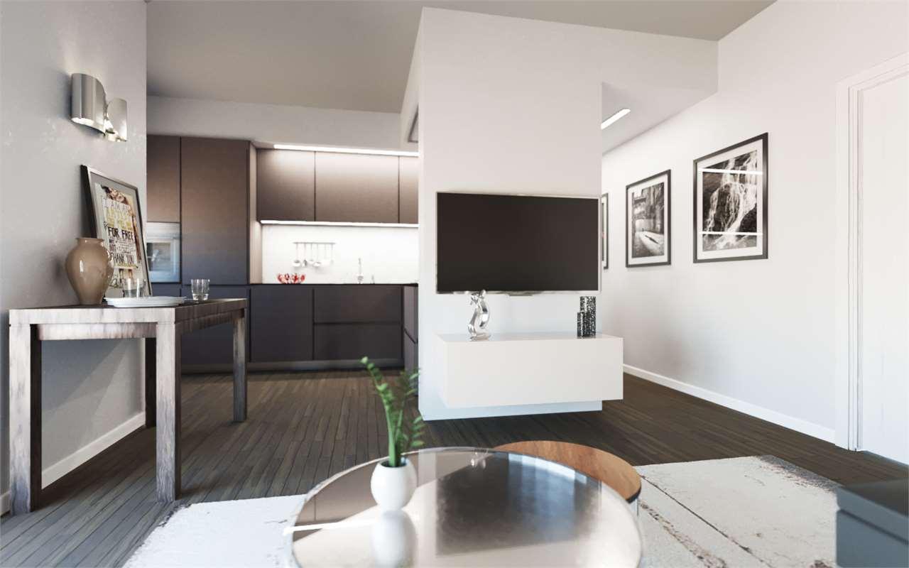 Appartamento in vendita a Romano di Lombardia, 3 locali, prezzo € 196.000 | CambioCasa.it