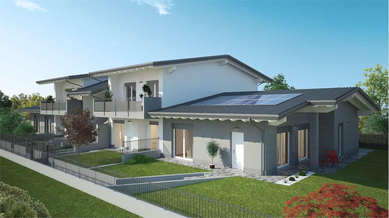 Appartamento in vendita a Martinengo, 3 locali, prezzo € 205.000 | CambioCasa.it
