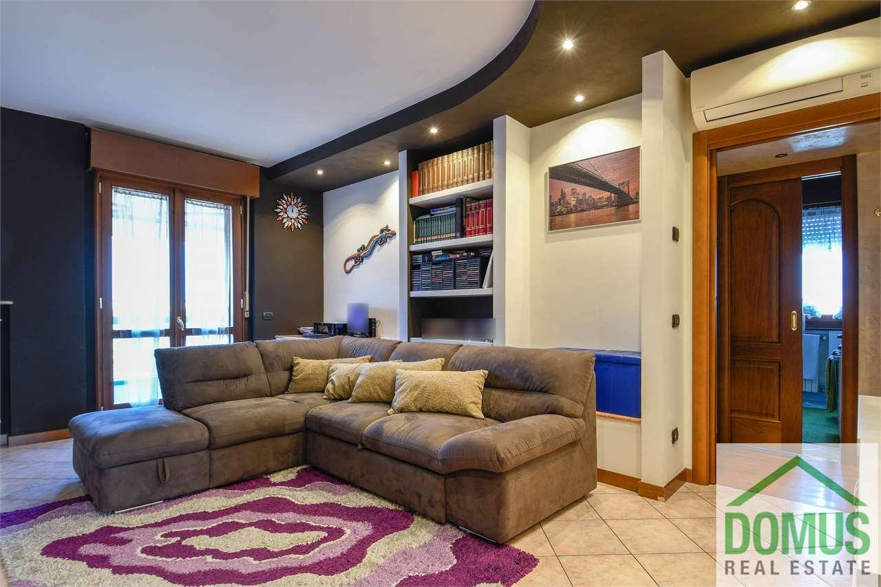 Appartamento in vendita a Antegnate, 3 locali, prezzo € 110.000 | CambioCasa.it