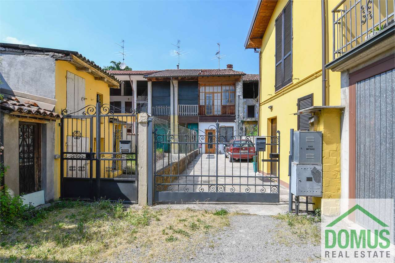 Appartamento in vendita a Antegnate, 3 locali, prezzo € 77.000 | CambioCasa.it