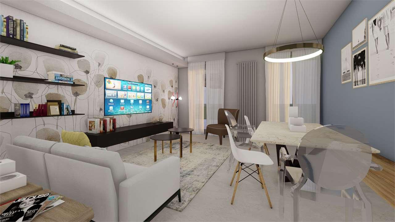 Vendita Trilocale Appartamento Codogno 250652