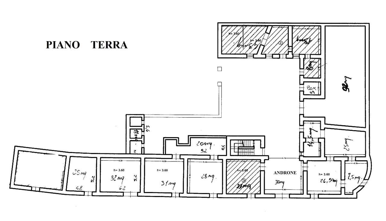 Stabile/Palazzo Casamarciano V001077