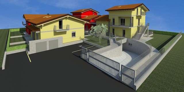 Villa Bifamiliare in Vendita a Faloppio