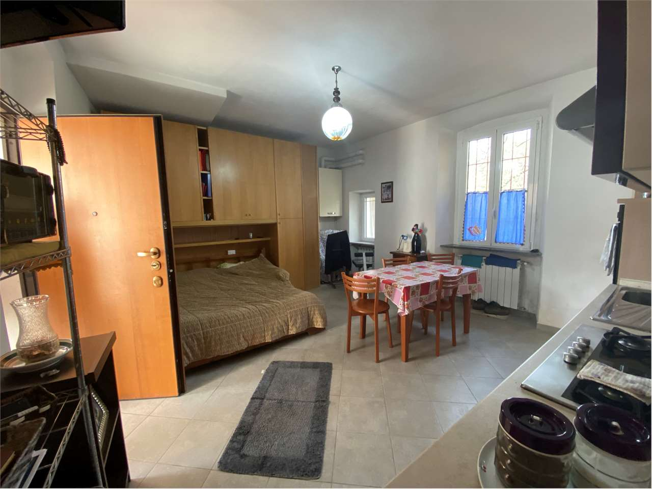 Appartamento in affitto a Fino Mornasco, 1 locali, prezzo € 400   CambioCasa.it
