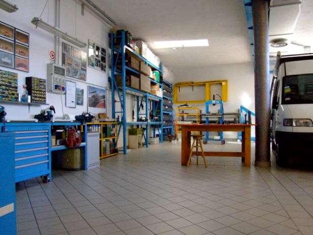 Vendita Laboratorio Commerciale/Industriale Almenno San Salvatore 182876