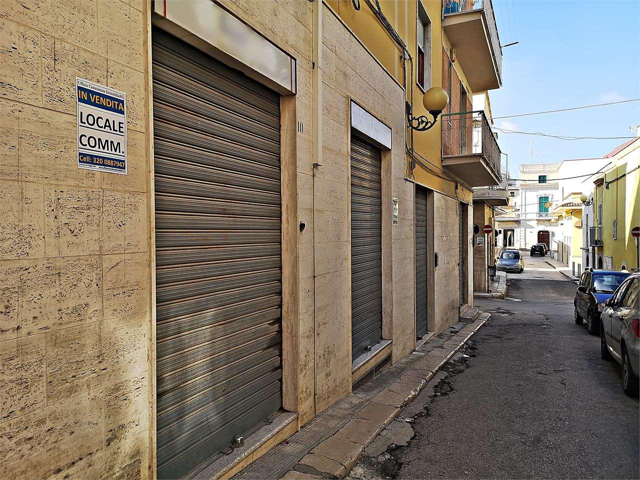 Negozio / Locale in vendita a Canosa di Puglia, 2 locali, prezzo € 55.000 | PortaleAgenzieImmobiliari.it