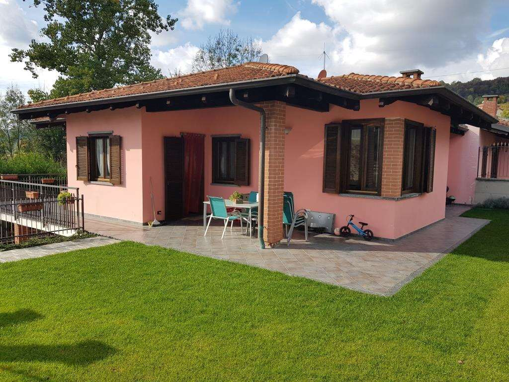 Villa Bifamiliare in vendita a Rivalba, 7 locali, prezzo € 295.000   CambioCasa.it