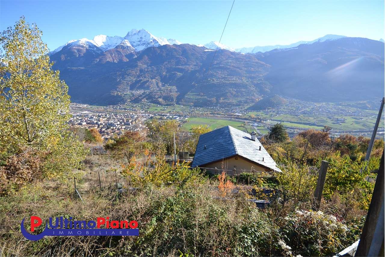 Terreno Edificabile Residenziale in vendita a Aosta, 9999 locali, zona collinare, prezzo € 72.000   PortaleAgenzieImmobiliari.it