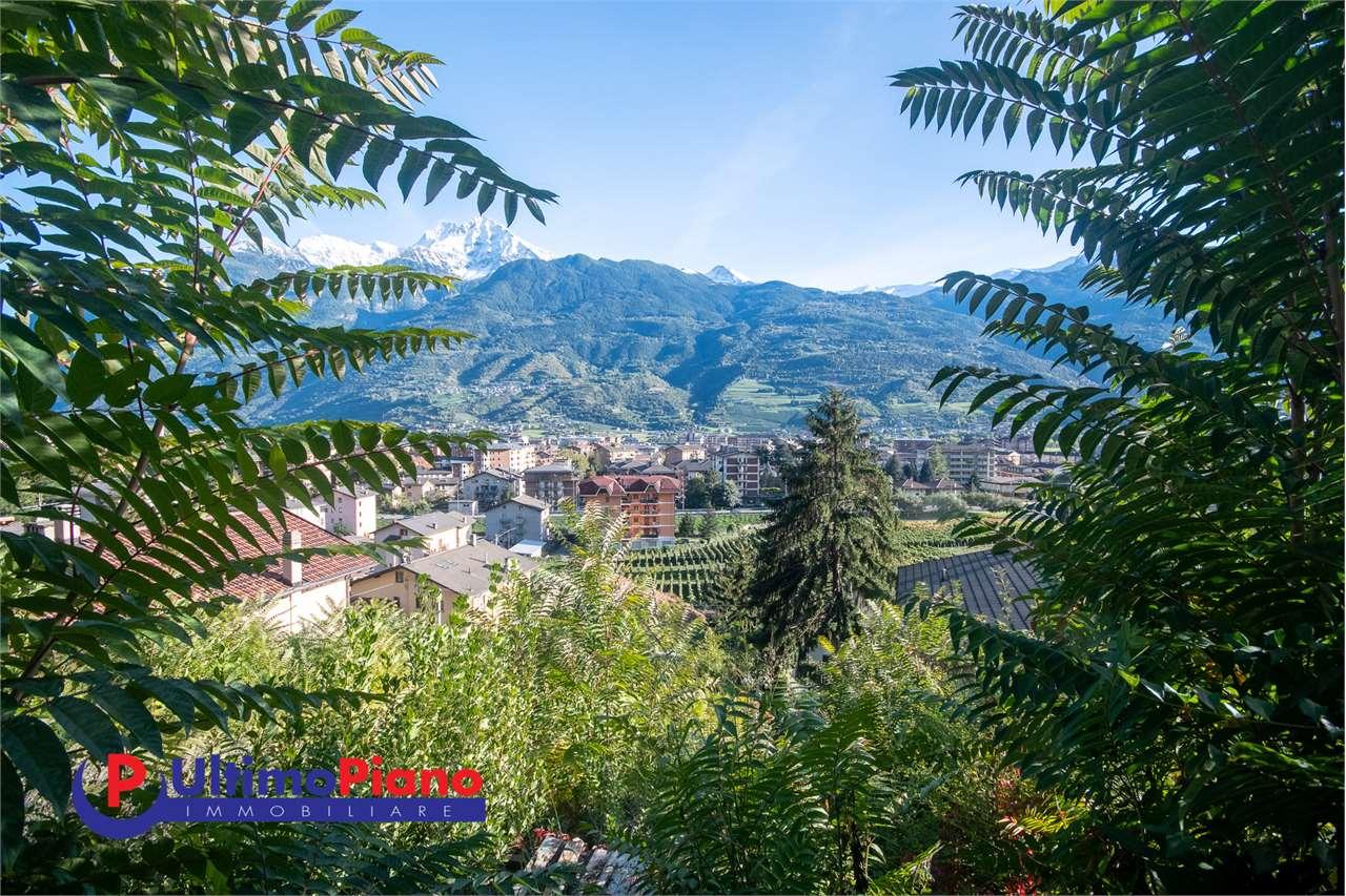 Terreno Edificabile Residenziale in vendita a Aosta, 1 locali, zona collinare, prezzo € 68.000   PortaleAgenzieImmobiliari.it
