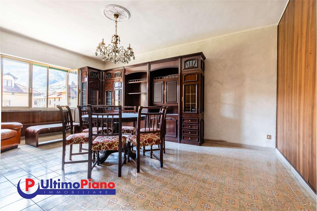 Appartamento in vendita a Aosta, 3 locali, prezzo € 115.000   PortaleAgenzieImmobiliari.it