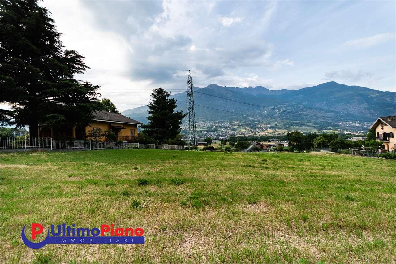Terreno Edificabile Residenziale in vendita a Pollein, 1 locali, prezzo € 65.000 | PortaleAgenzieImmobiliari.it