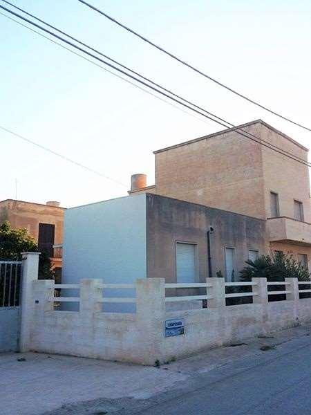 Soluzione Indipendente in vendita a Petrosino, 6 locali, prezzo € 100.000   CambioCasa.it