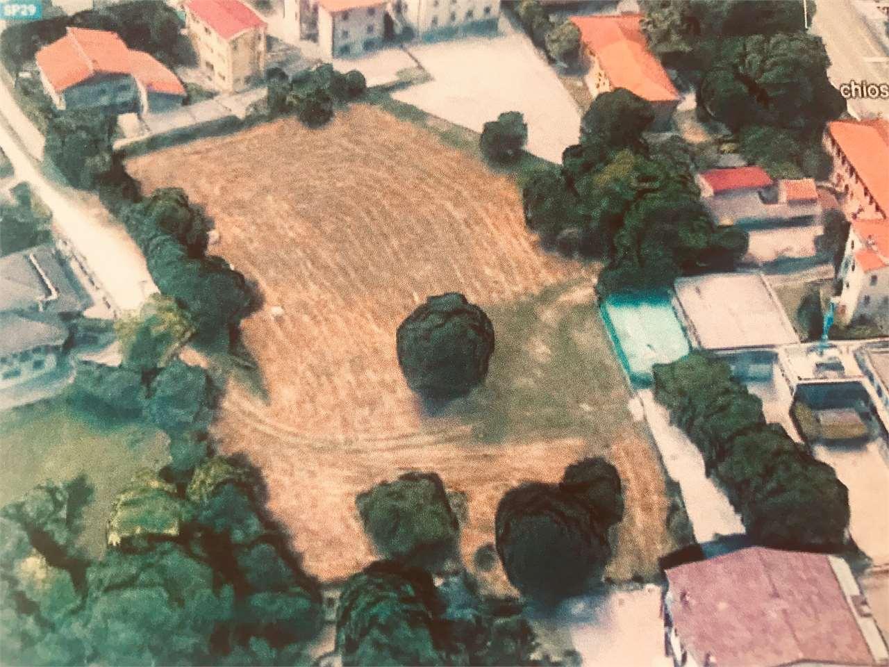 terreno edificabile residenziale in vendita a mantova - zona castelnuovo angeli