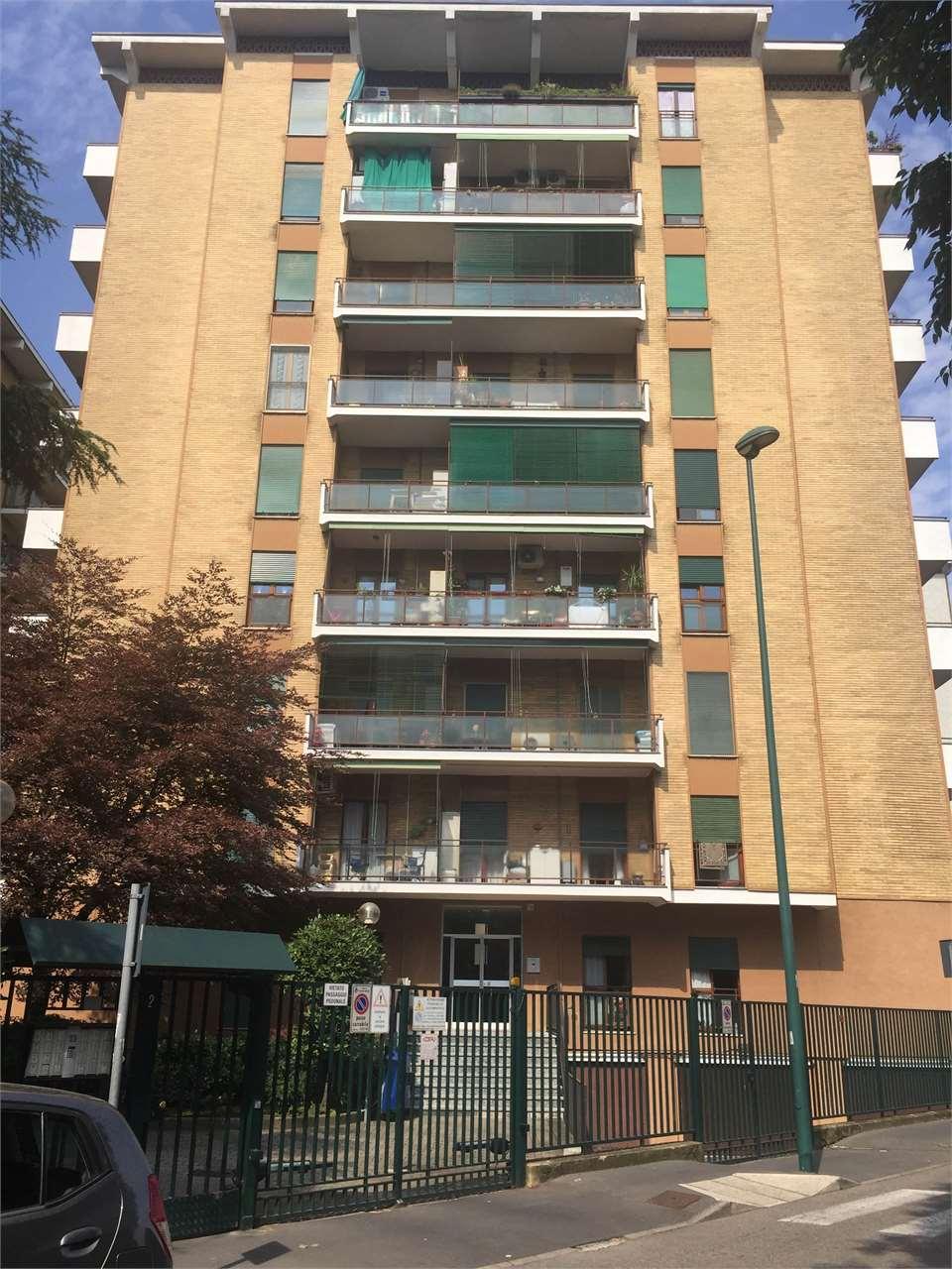 Vendita Bilocale Appartamento Cologno Monzese via turati 2 218658