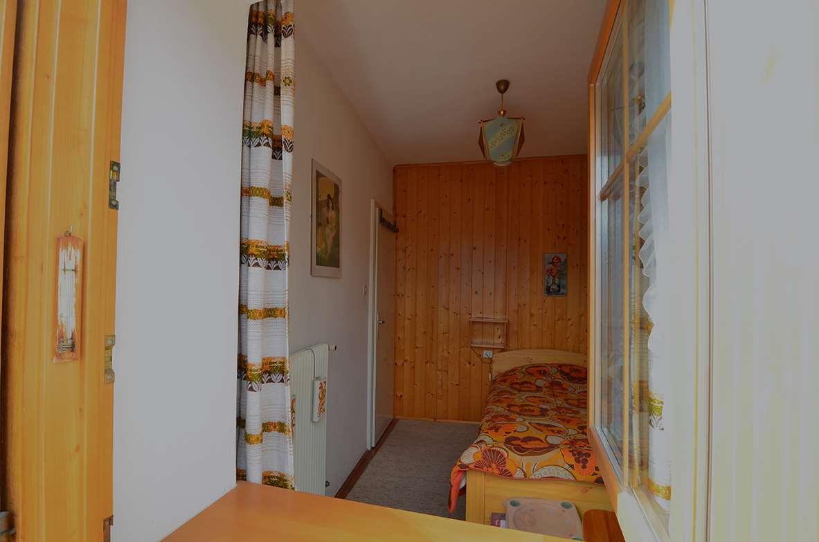 Foto porzione di casa in vendita a Capriana (Trento)