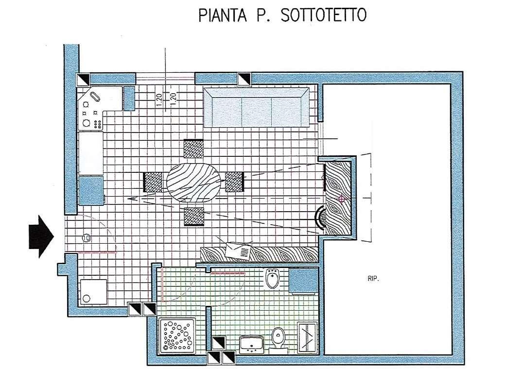 Vendita Monolocale Appartamento Cevo Via Androla  296068