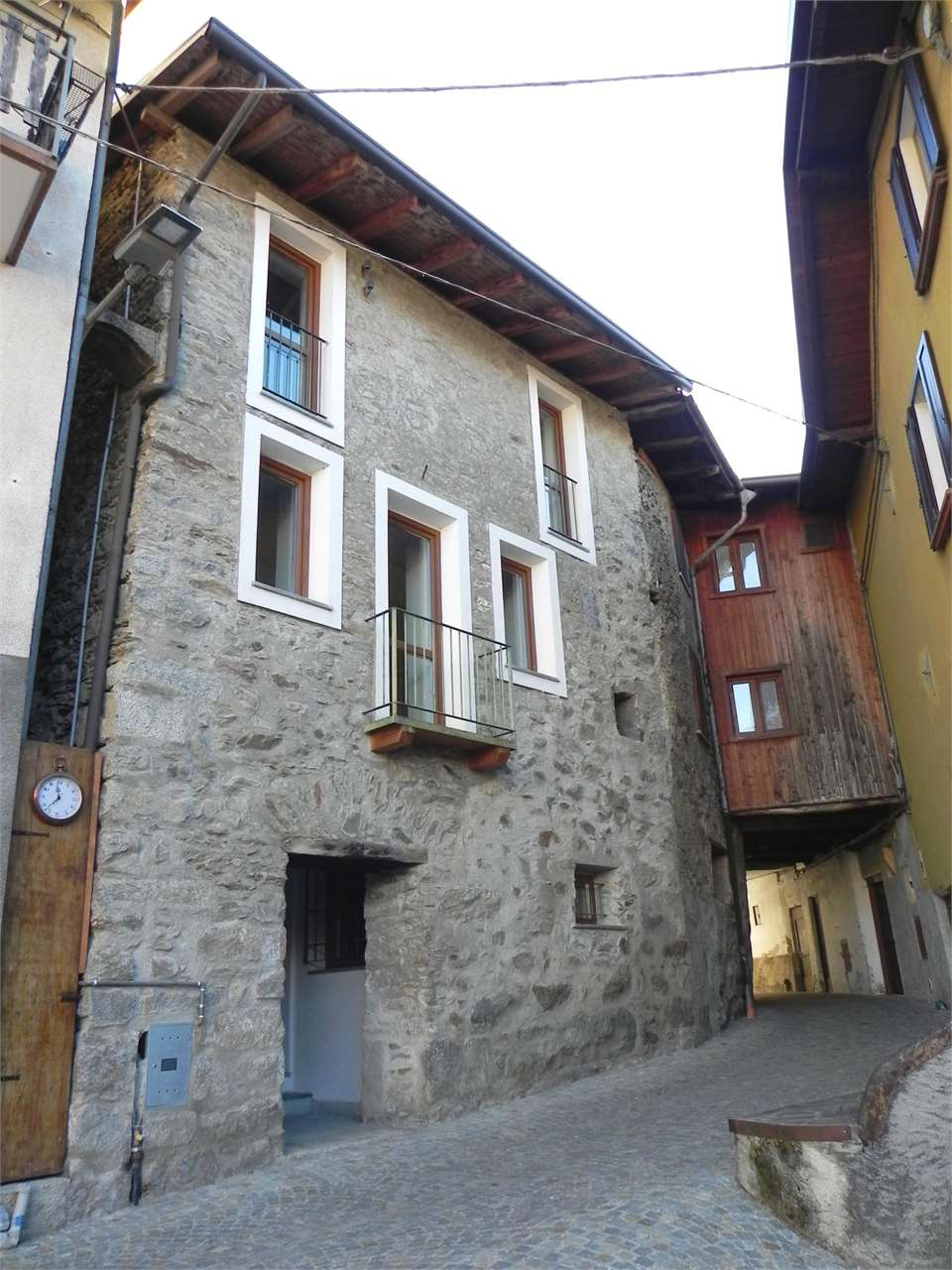 Vendita Casa Indipendente Casa/Villa Cevo via umberto i  268666