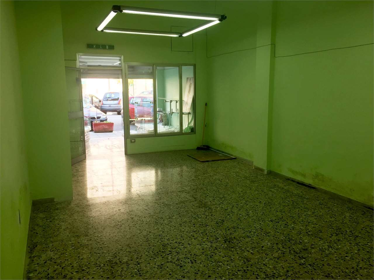 Magazzino Cosenza C007