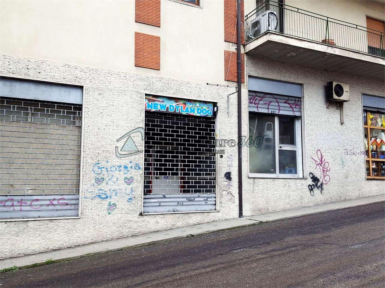 Magazzino in Affitto Cosenza