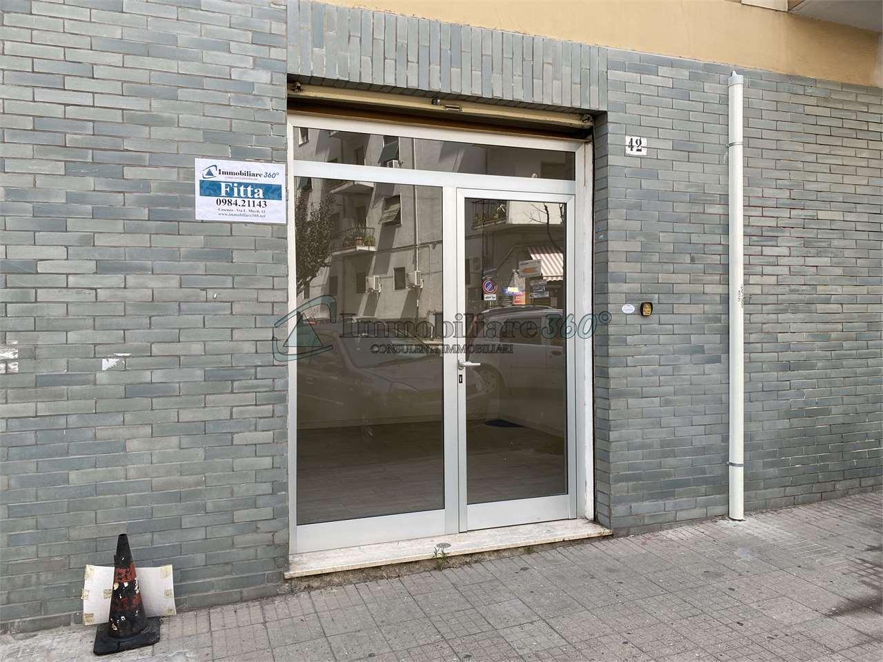 Ufficio in affitto a Cosenza (CS)