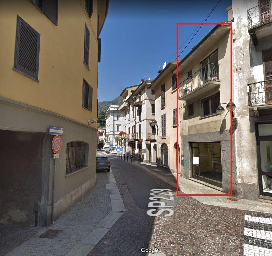 Negozio / Locale in vendita a Omegna, 3 locali, prezzo € 40.000 | CambioCasa.it