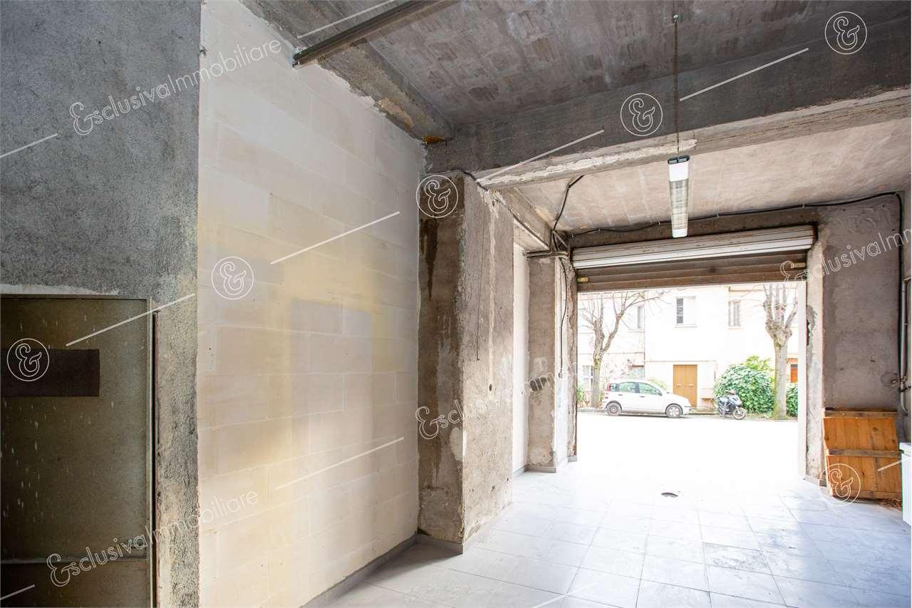 Box/Posto auto Castelfidardo V0187