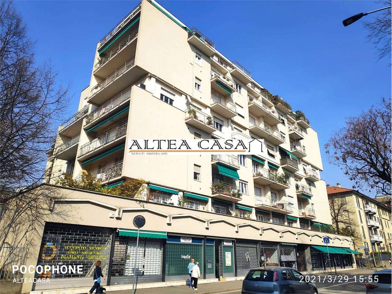 Appartamento in affitto a Bergamo, 1 locali, prezzo € 550   CambioCasa.it