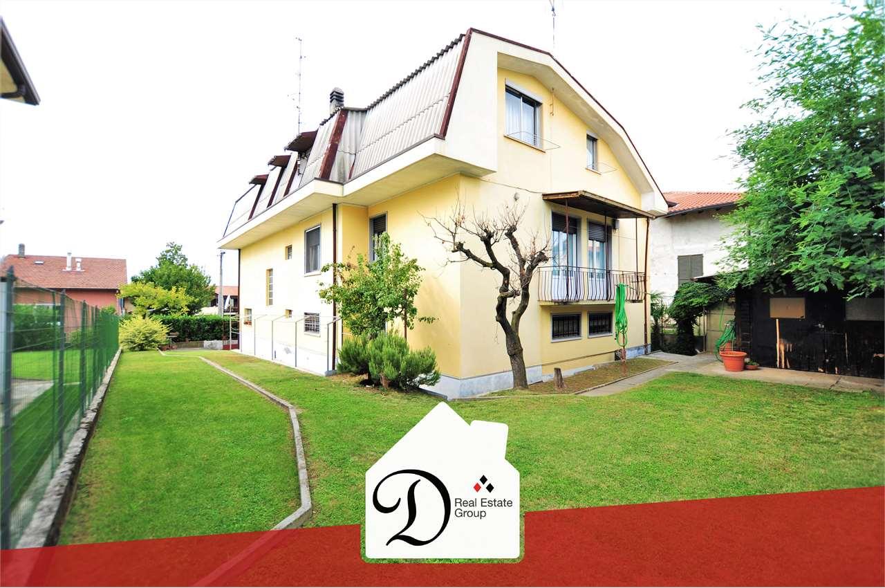 Villa in vendita a Besnate, 9 locali, prezzo € 290.000 | PortaleAgenzieImmobiliari.it