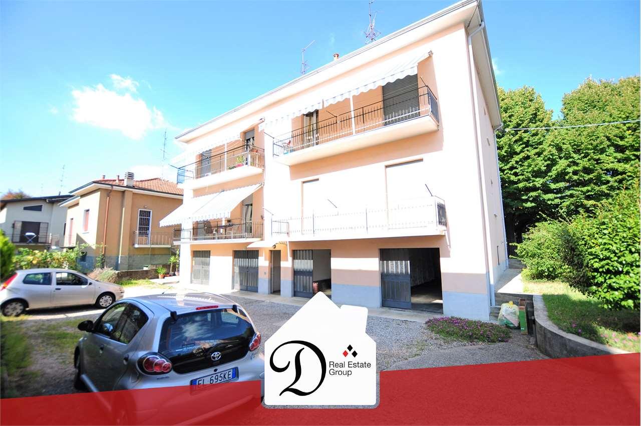 Appartamento in vendita a Cassano Magnago, 3 locali, prezzo € 85.000   CambioCasa.it
