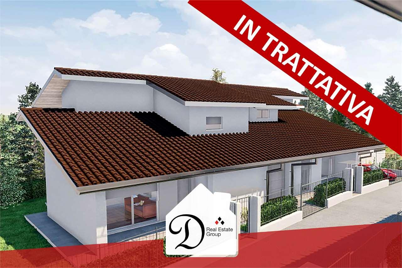 Villa in vendita a Besnate, 5 locali, prezzo € 280.000   CambioCasa.it