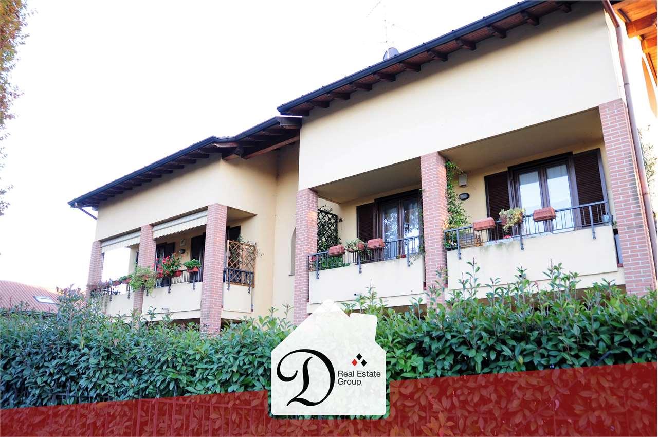 Appartamento in vendita a Besnate, 3 locali, prezzo € 129.000   CambioCasa.it