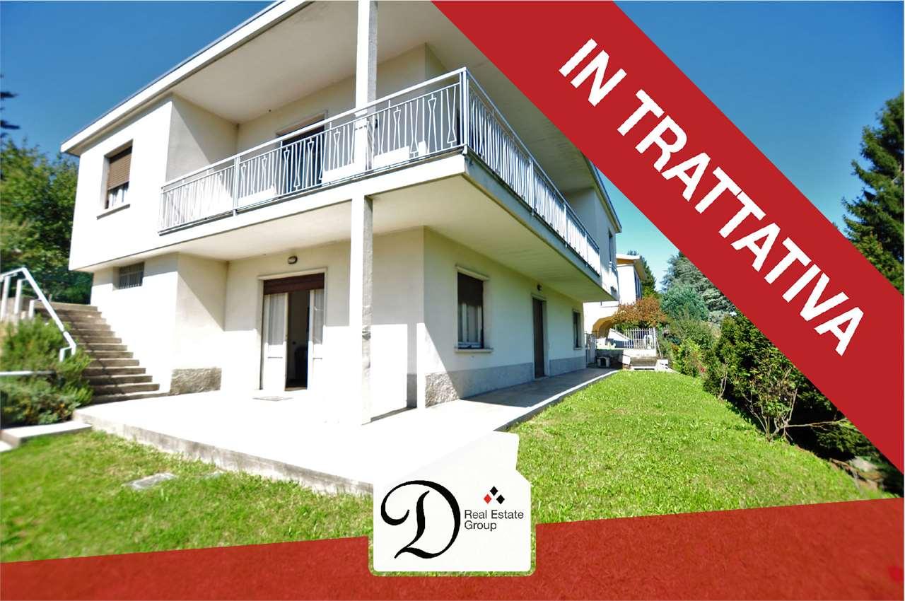 Villa in vendita a Besnate, 6 locali, prezzo € 249.000   CambioCasa.it