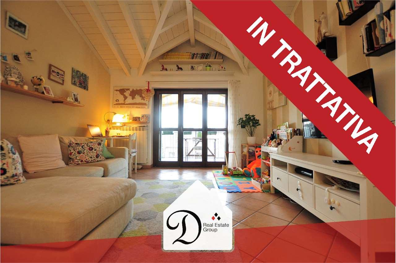 Appartamento in vendita a Casorate Sempione, 3 locali, prezzo € 129.000 | CambioCasa.it