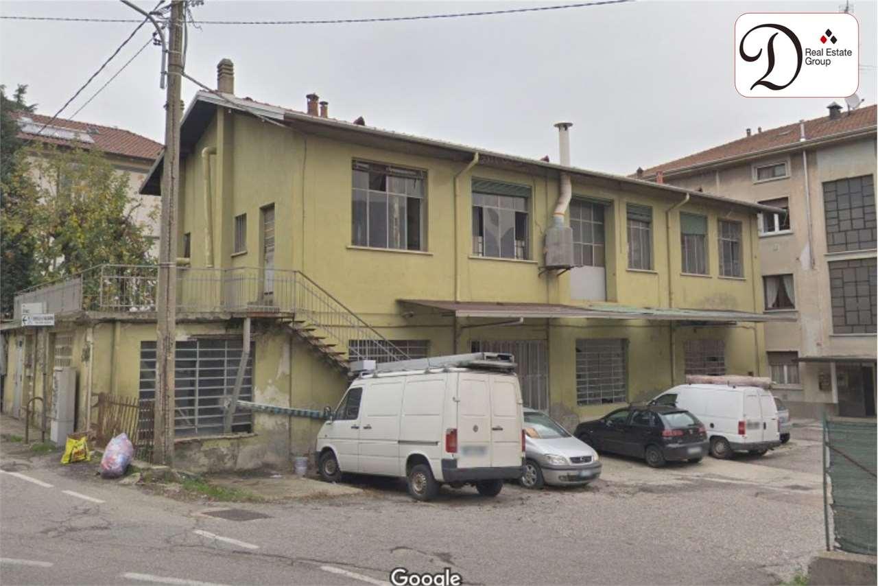 Laboratorio in vendita a Albizzate, 1 locali, prezzo € 120.000 | PortaleAgenzieImmobiliari.it