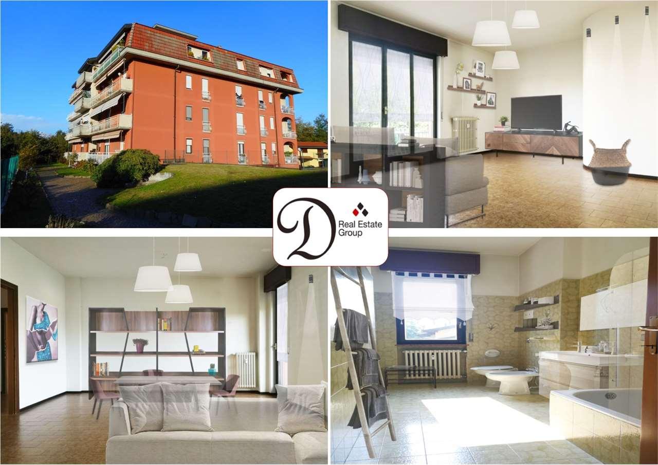 Appartamento in vendita a Sumirago, 4 locali, prezzo € 89.000 | CambioCasa.it