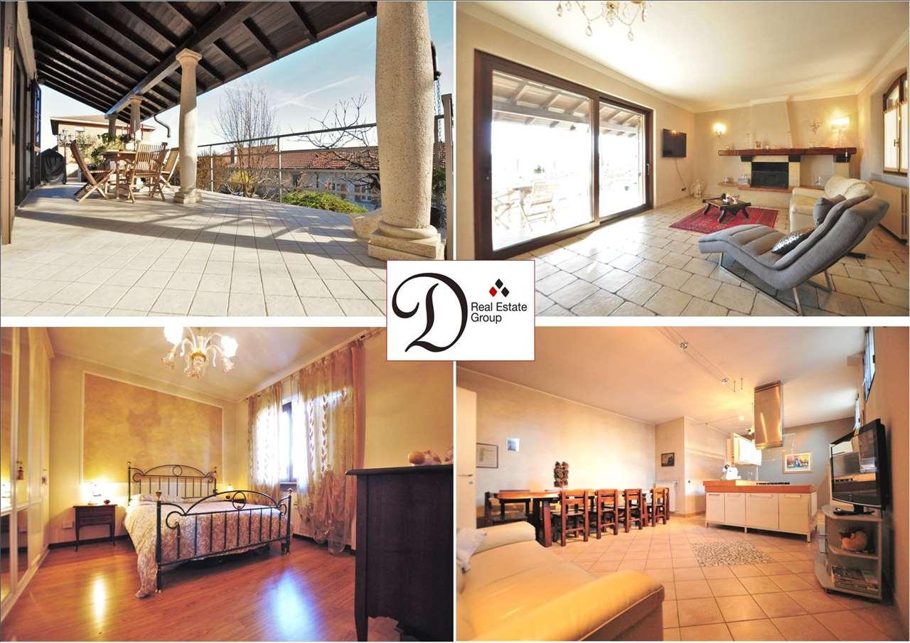 Villa in vendita a Sumirago, 10 locali, prezzo € 360.000 | CambioCasa.it