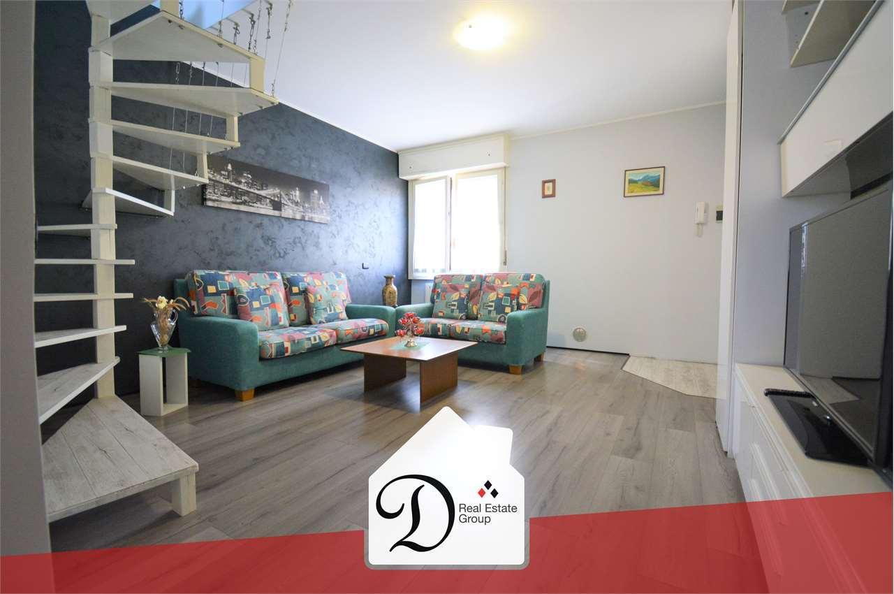 Appartamento in vendita a Azzate, 2 locali, prezzo € 90.000 | CambioCasa.it