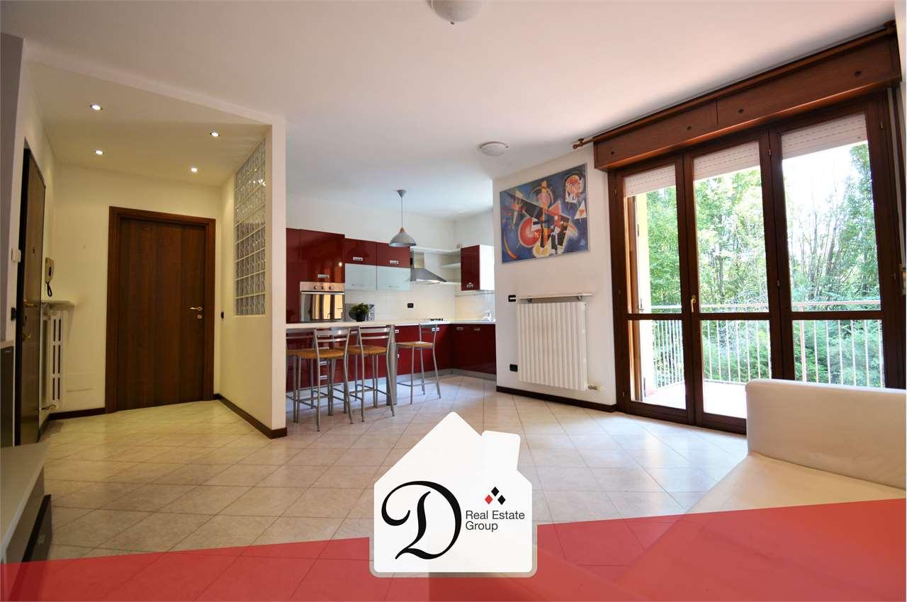 Appartamento in vendita a Caronno Varesino, 2 locali, prezzo € 98.000 | PortaleAgenzieImmobiliari.it
