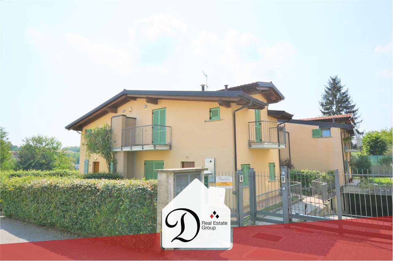Villa a Schiera in Vendita a Castronno