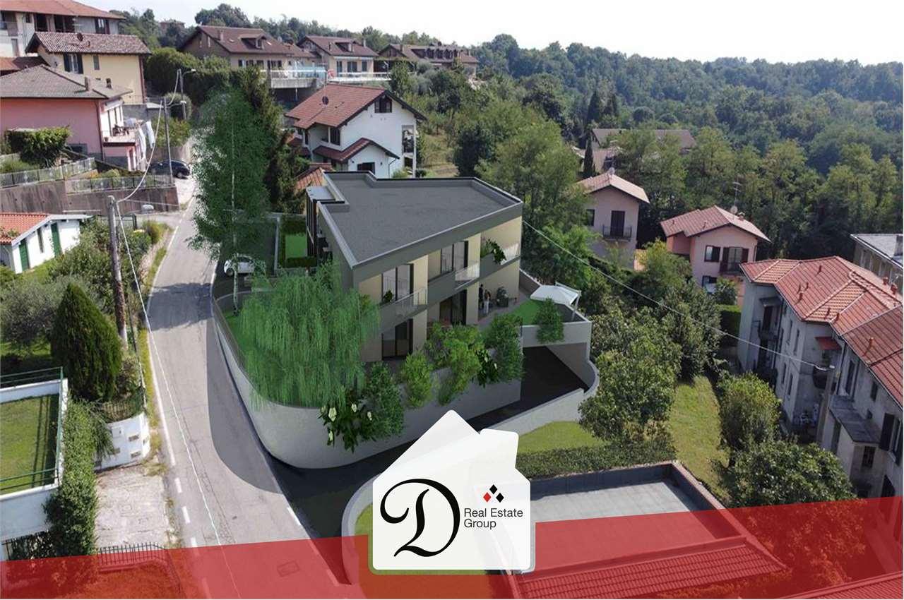 Terreno Edificabile Residenziale in vendita a Castronno, 1 locali, prezzo € 200.000 | PortaleAgenzieImmobiliari.it